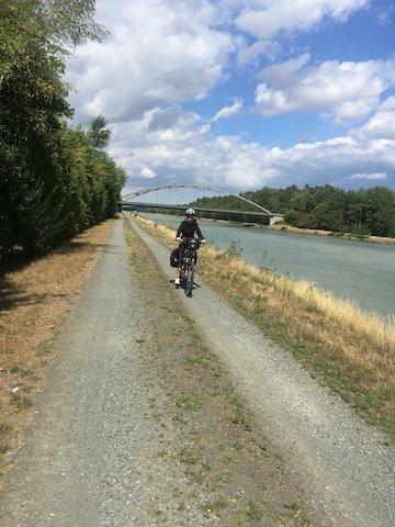 Tag 6 Uelzen bis Wasbüttel -Meditatives Fahrradfahren