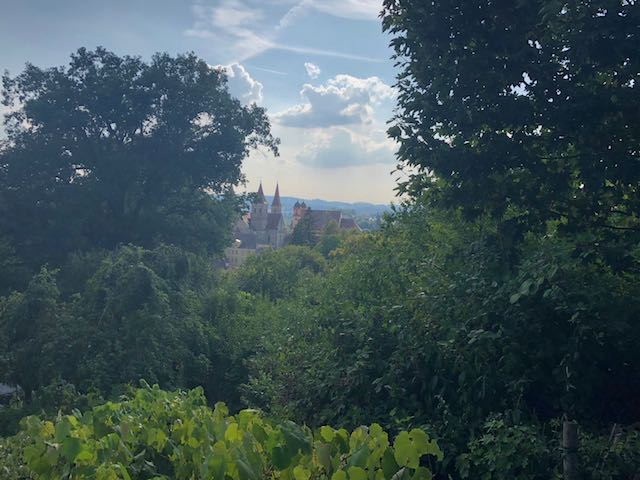 Tag 14 Creglingen bis Ellwangen – Auf und Ab