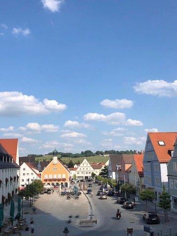 Tag 16 Günzburg bis Ottobeuren – Grüß Gott