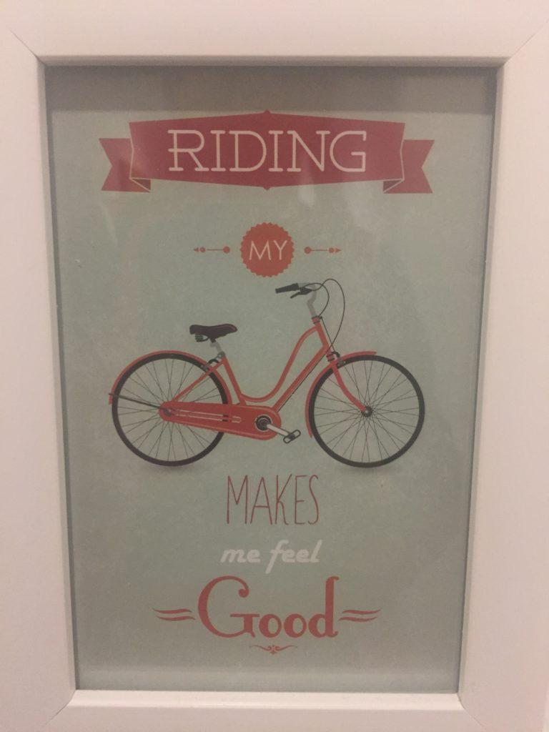 Fahrrad im FlixBus