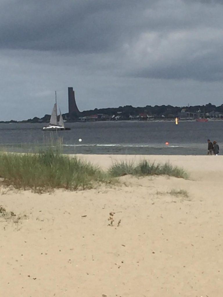 Strand bei Laboe
